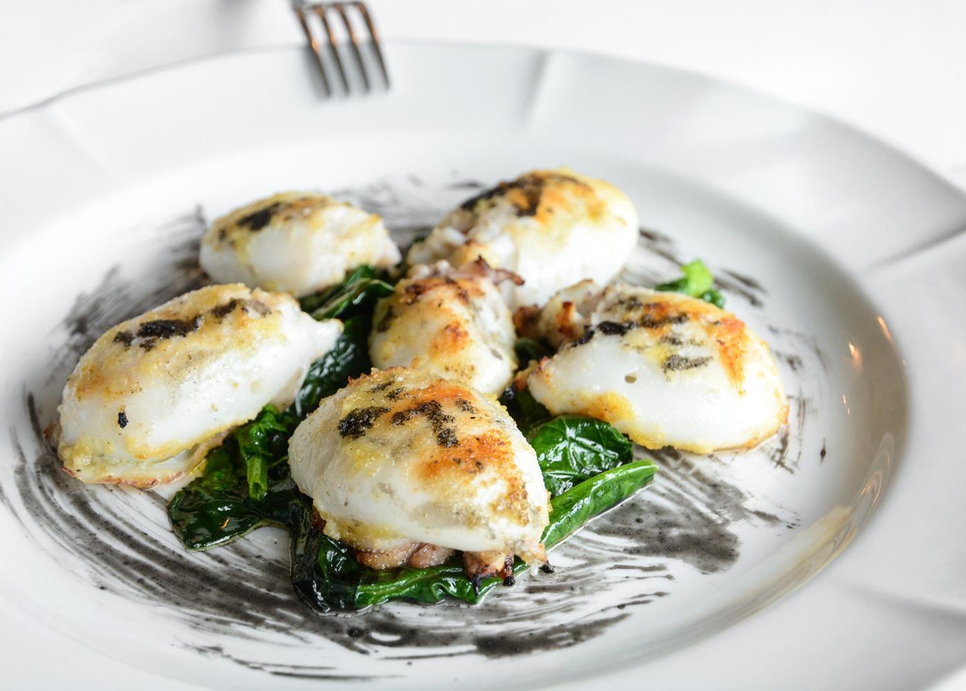 Ristorante Di Pesce A Bologna Osteria Bartolini Di Bologna